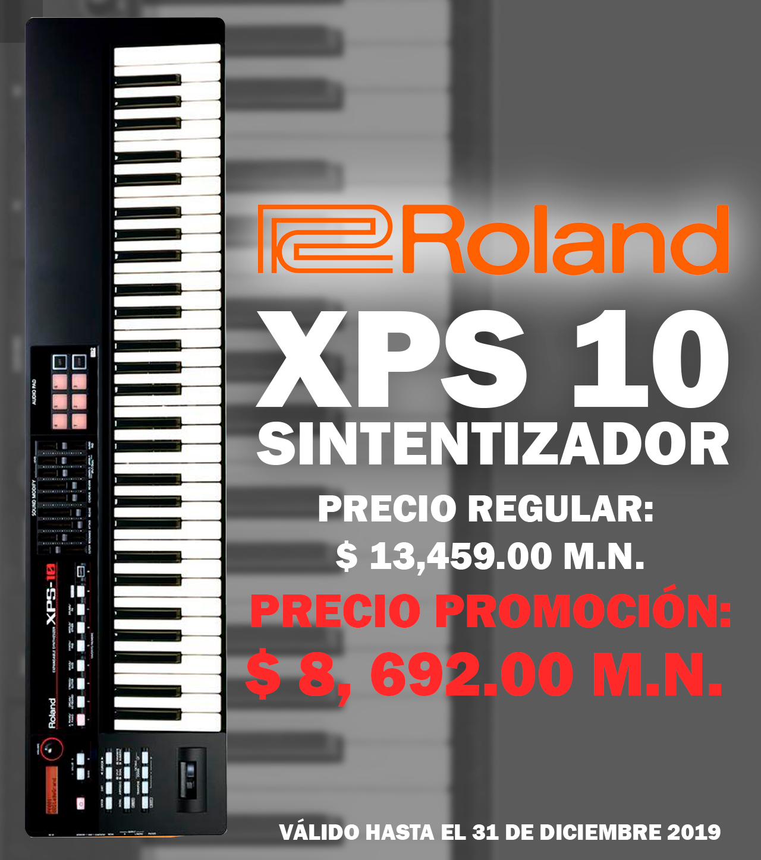 XPS 10 Sintetizador Roland Karma Music