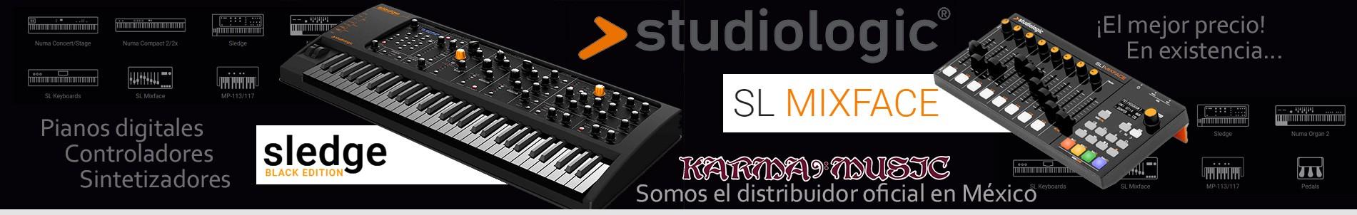 Studiologic en KarmaMusic.mx